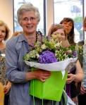 Sarah Lewis: organiser for 10 years